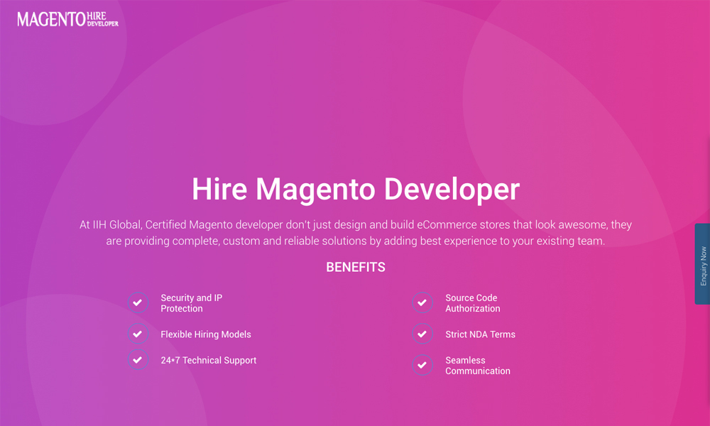 Hire Magento Developer UK
