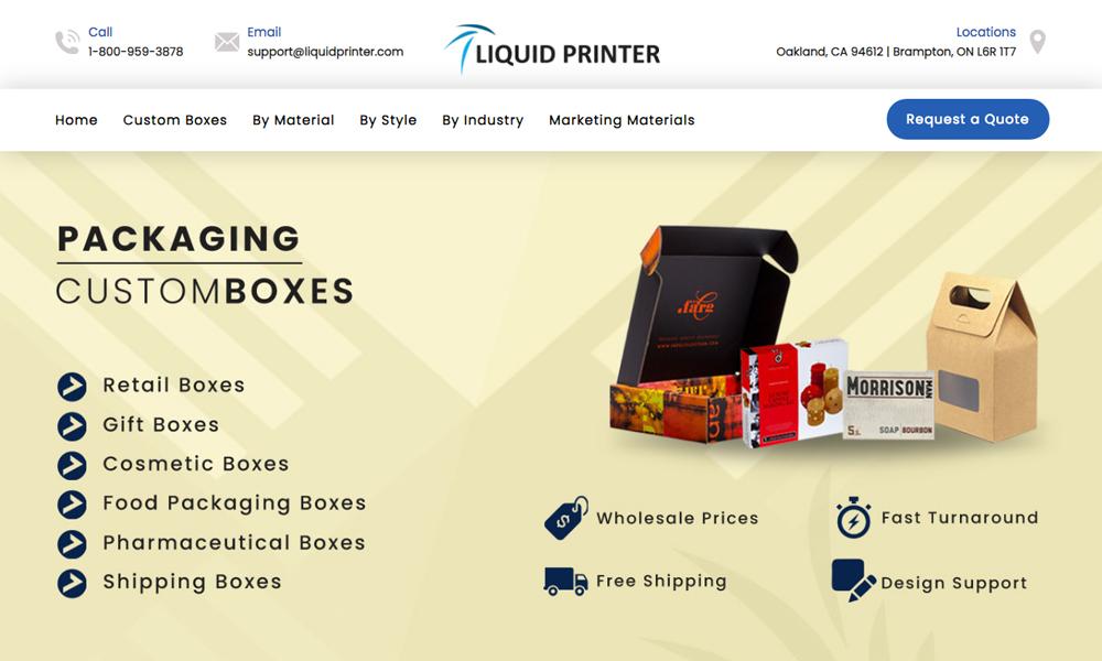 Liquid Printer