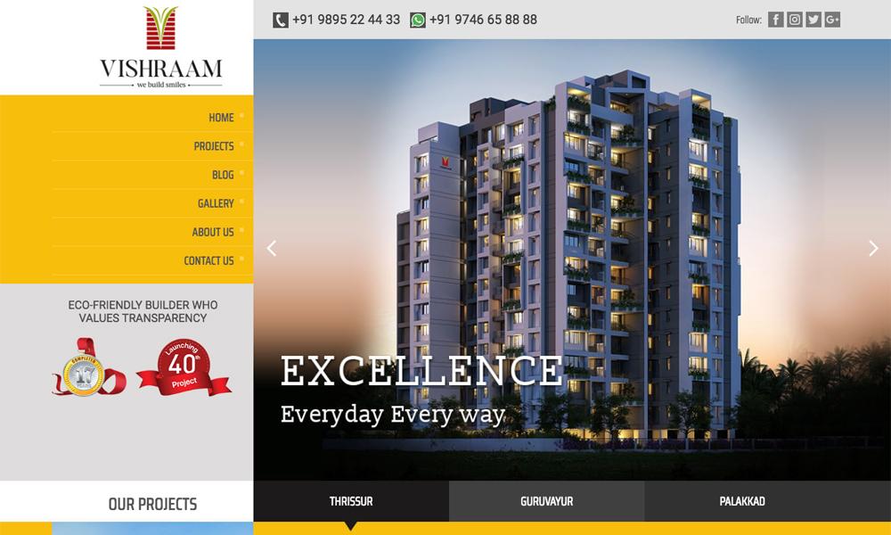 Vishraam Builders
