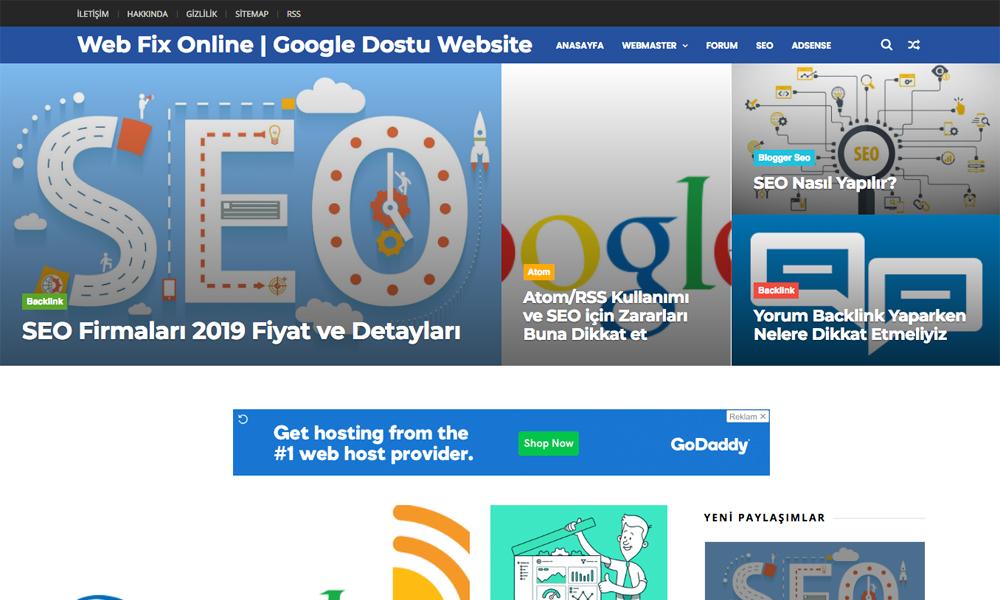 Web Fix Online