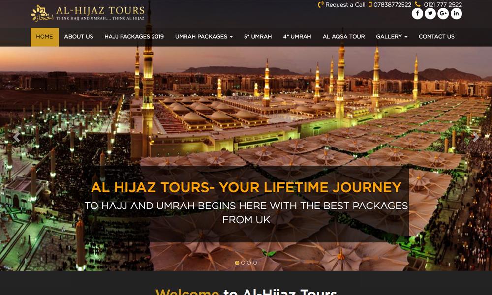 Alhijaz Tours Hajj