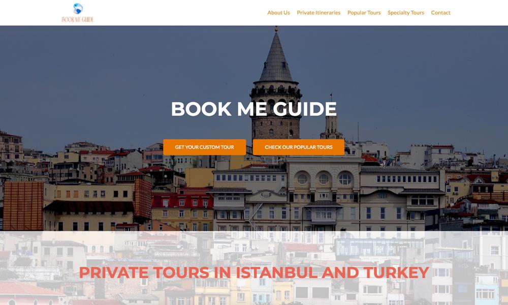 Book Me Guide