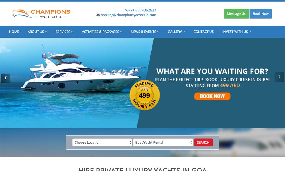 Champions Yacht Club
