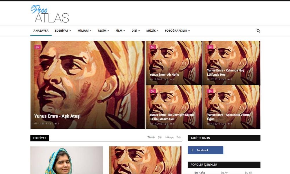 FreeAtlas.org - Özgür Sanat Atlası