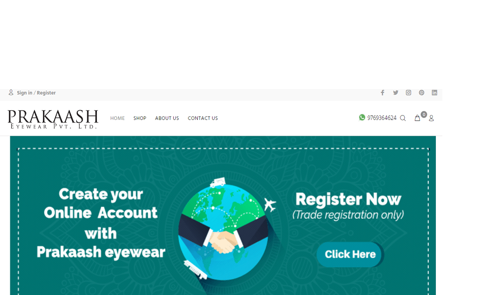 Prakaash Eyewear