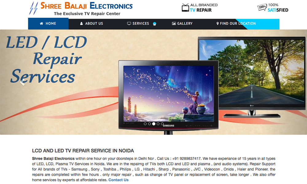 Shree Balaji Electronics