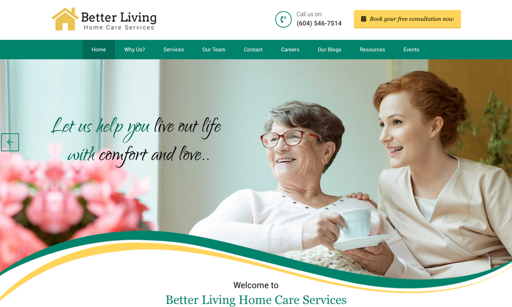Better Living Home Care Services