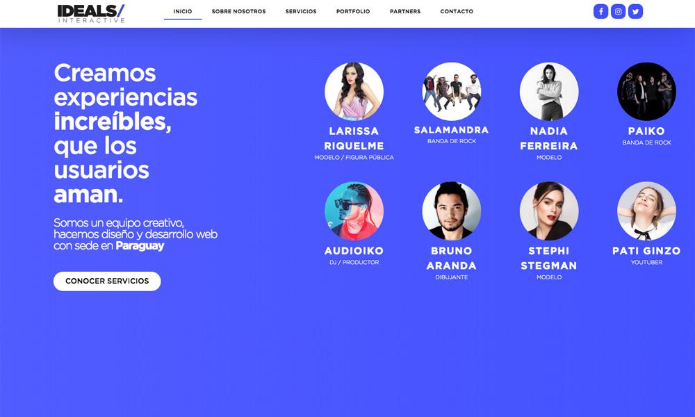 IDEALS Interactive Agency