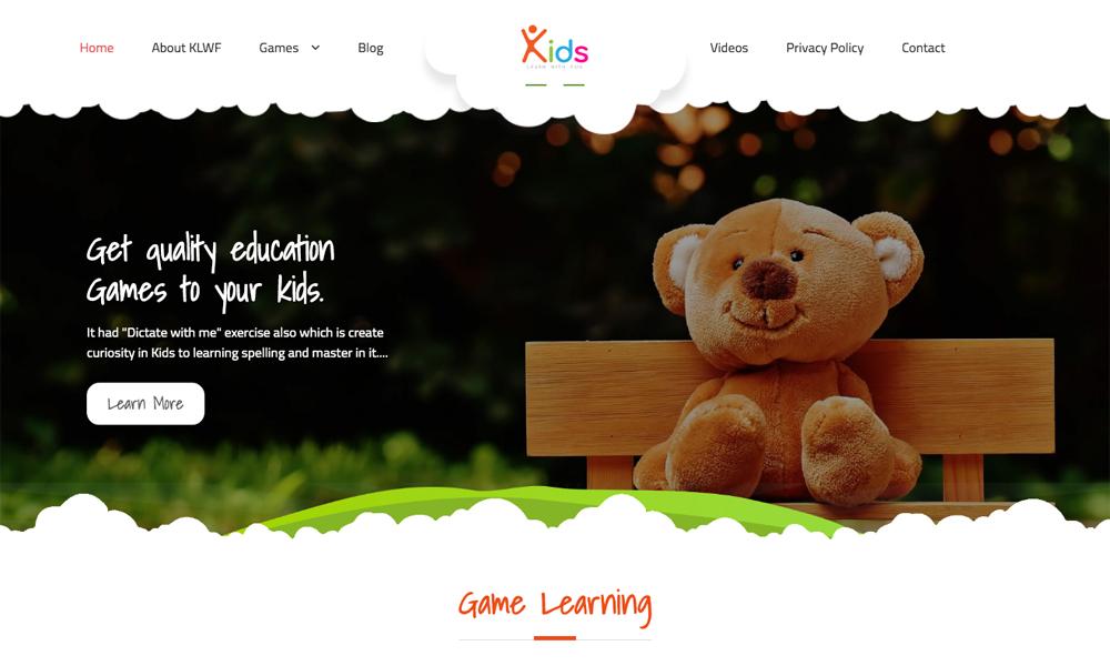 KidsLearnWithFun