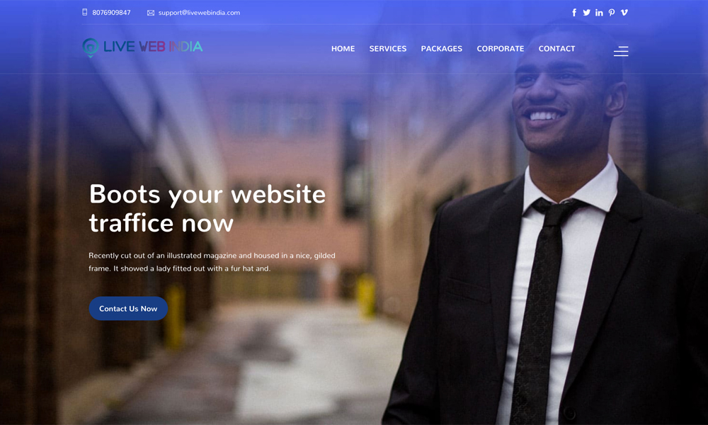 Live Web India