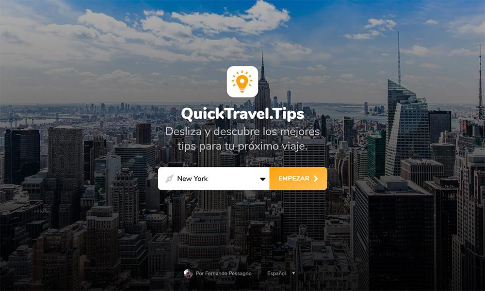 QuickTravel.Tips