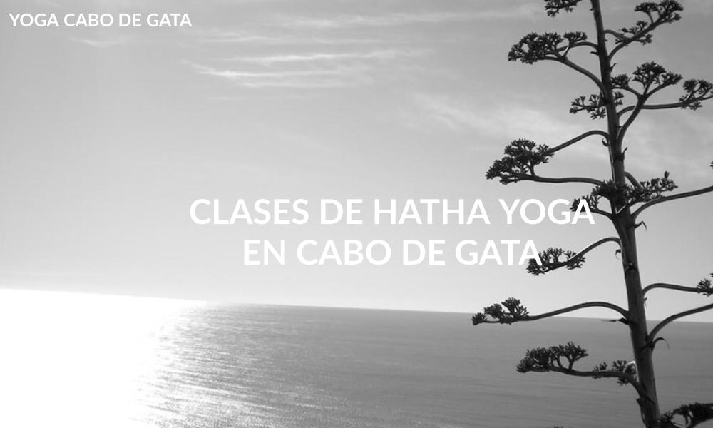 Yoga Cabo de Gata