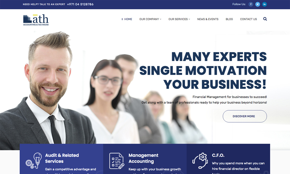 ATH Business Consultants