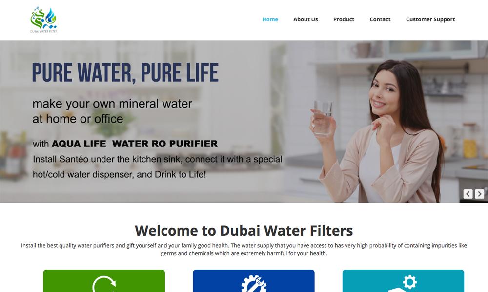 Dubai Water Filters