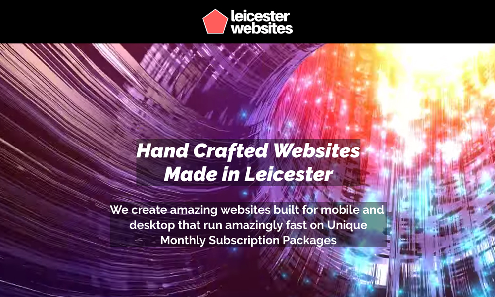 Leicester Websites