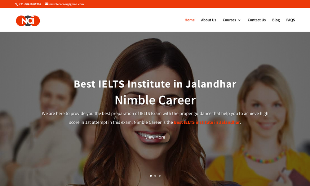 Nimble Career Institute