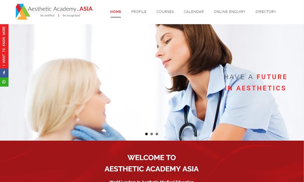 Aesthetic Academy Asia