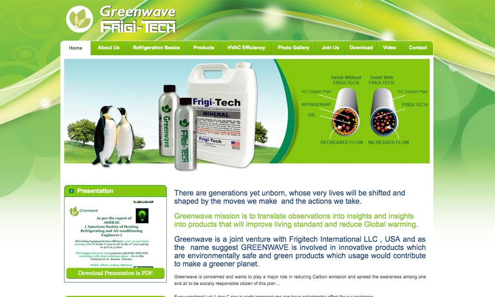 Greenwave Frigitech