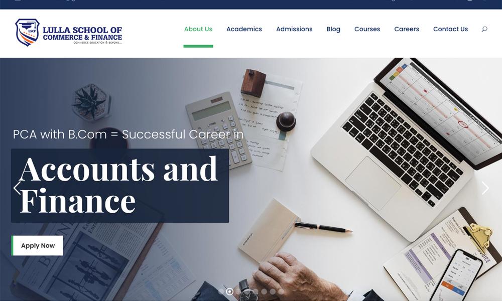 Lulla School of Commerce and Finance