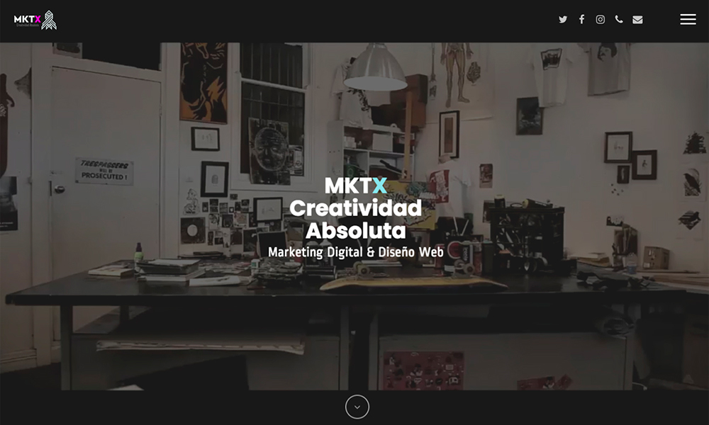 MKTX - Agencia de Marketing Digital