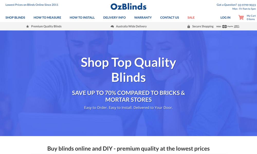 Oz Blinds
