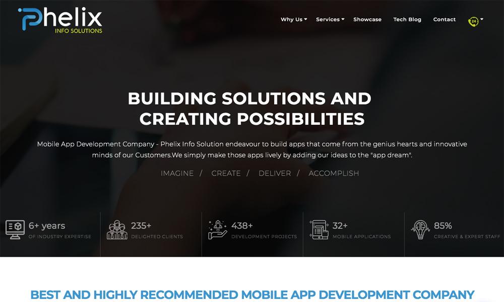Phelix Info Solution