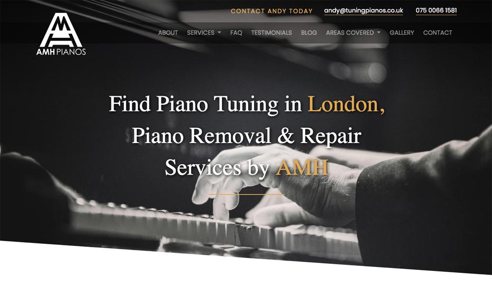 AMH Pianos