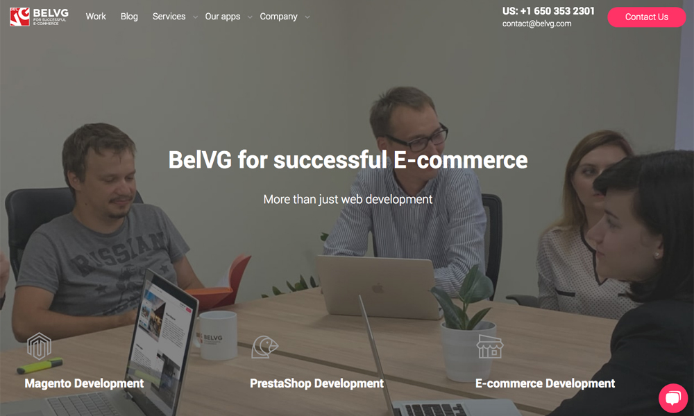 BelVG Ecommerce Development Agency