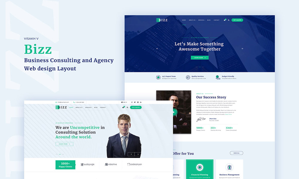 Bizz - Business Consulting and Agency