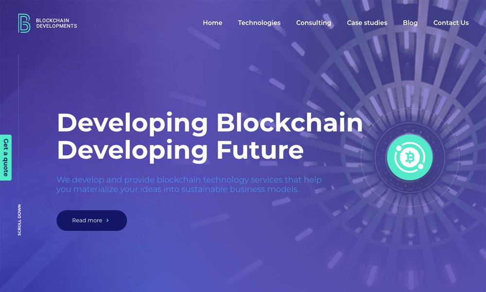 Blockchain Developments