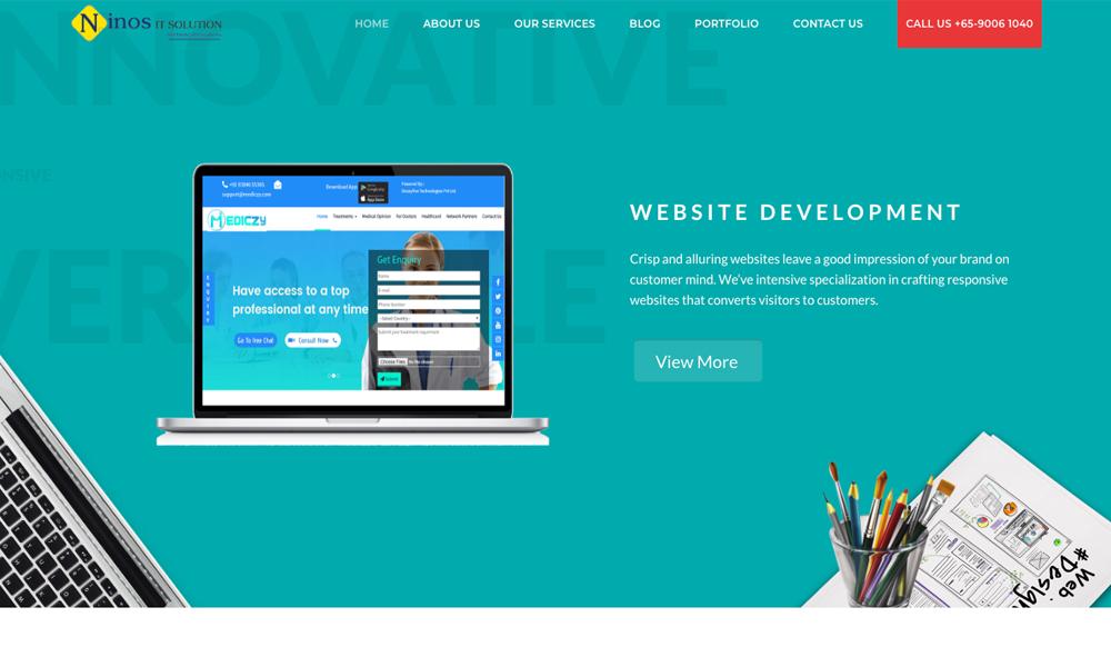 Ninos IT Solution Pte. Ltd.