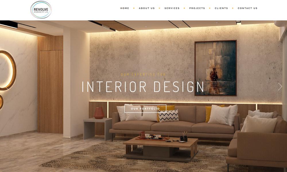 Revolve Interiors Design