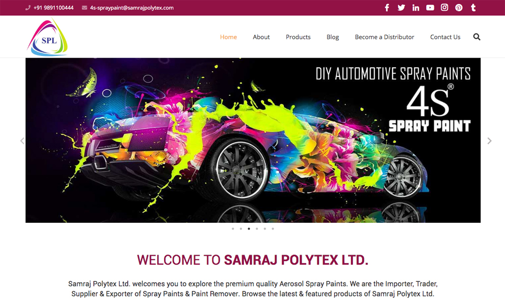 Samraj Polytex Ltd.