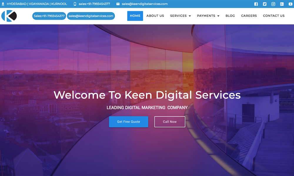 Keen Digital Services