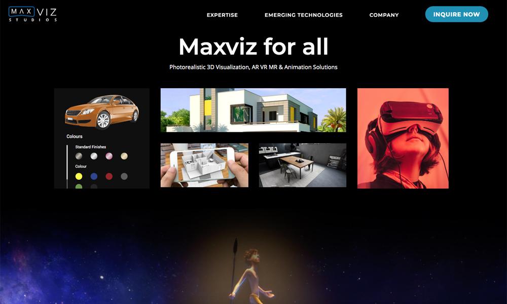 Maxviz Studios
