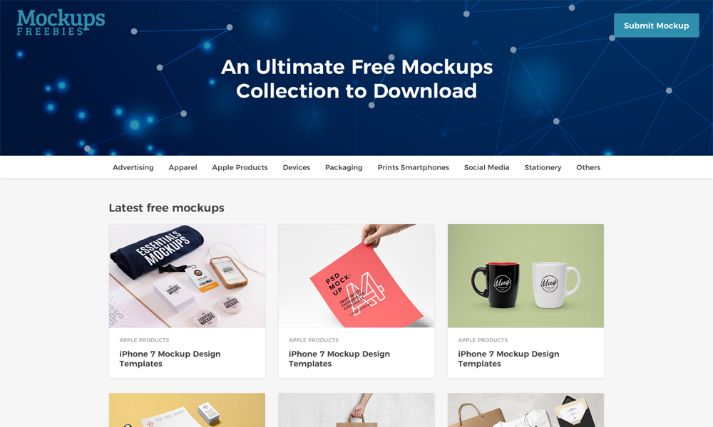 Mockups Freebies