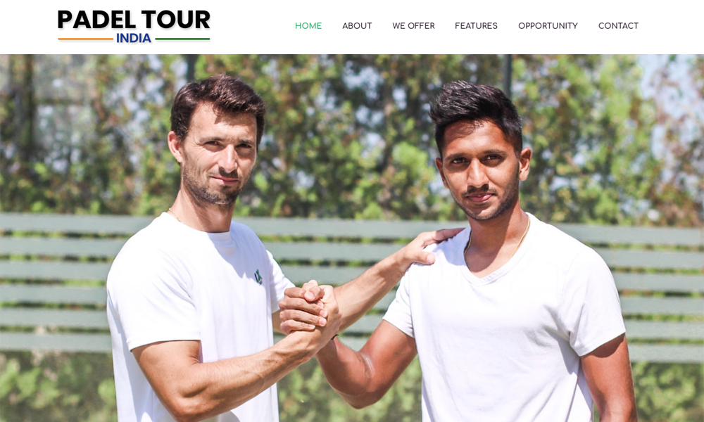 Padel Tour India