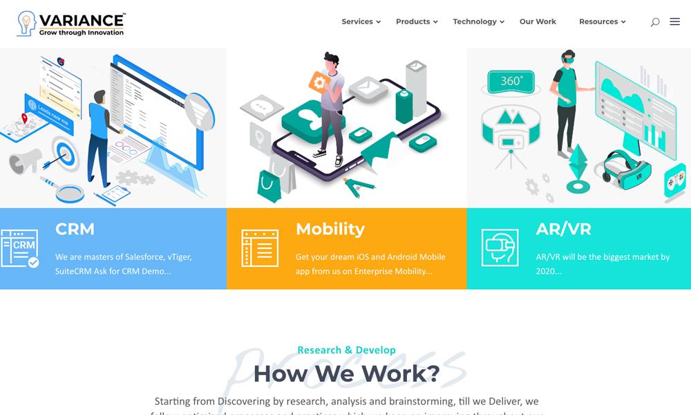 Variance Infotech Pvt Ltd