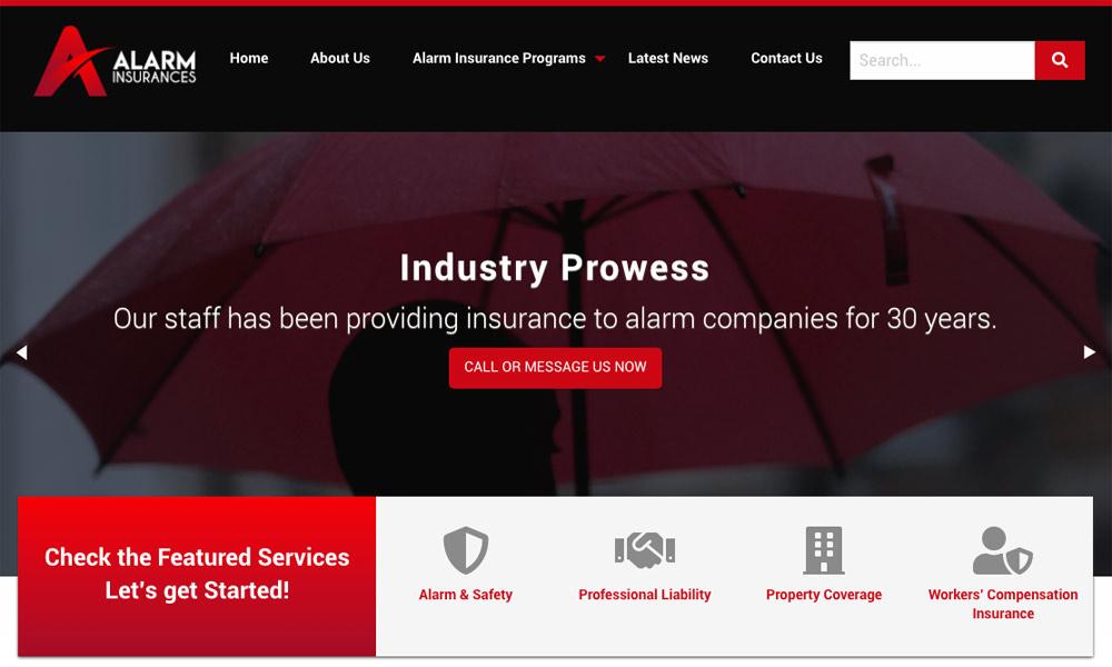Alarm Insurances