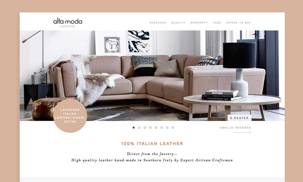 Alta Moda Lifestyle Brand