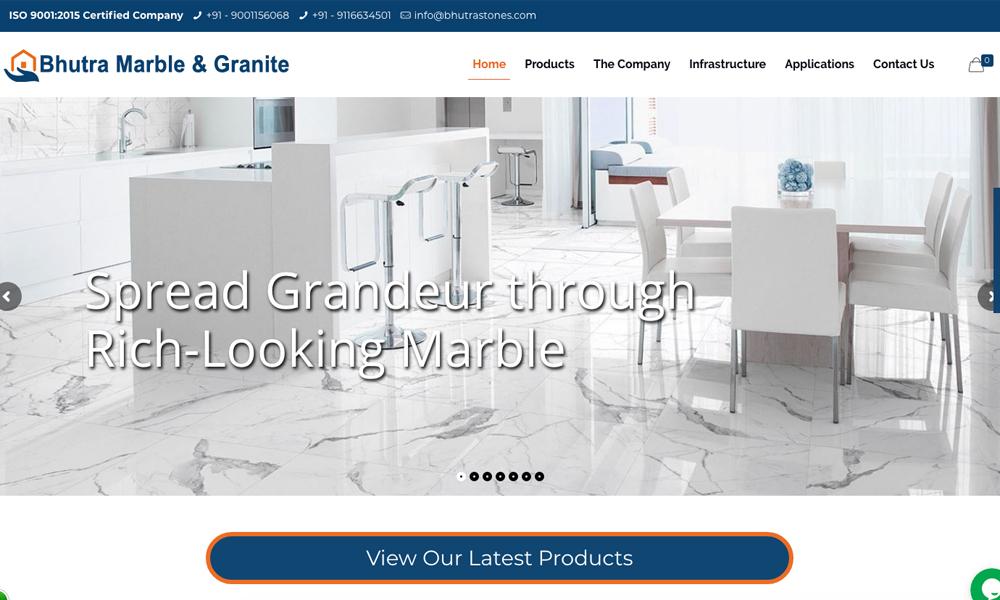 Bhutra Marble & Granites