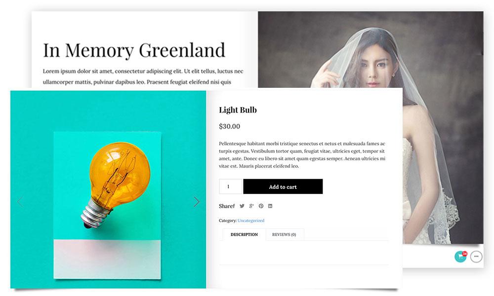 Bookmaking - Creative FlipBook WordPress Theme
