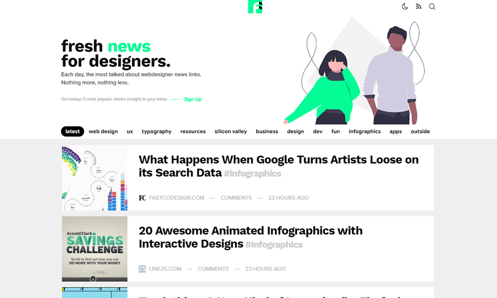 Fresh For Designers