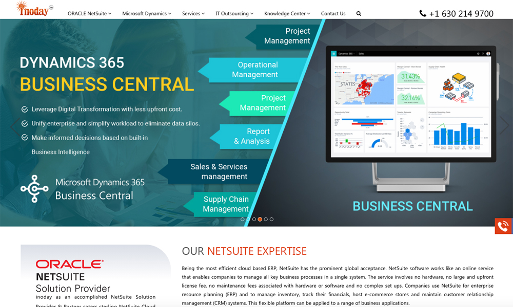 inoday- Netsuite Consulting Company