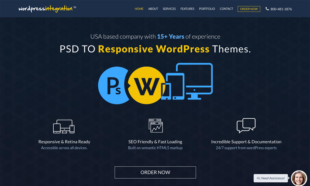 WordpressIntegration