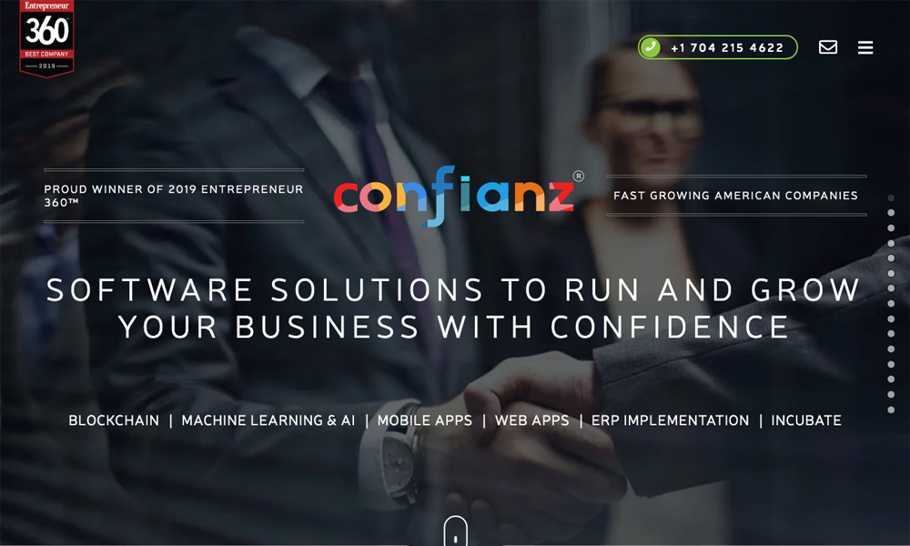 Confianz Global Inc