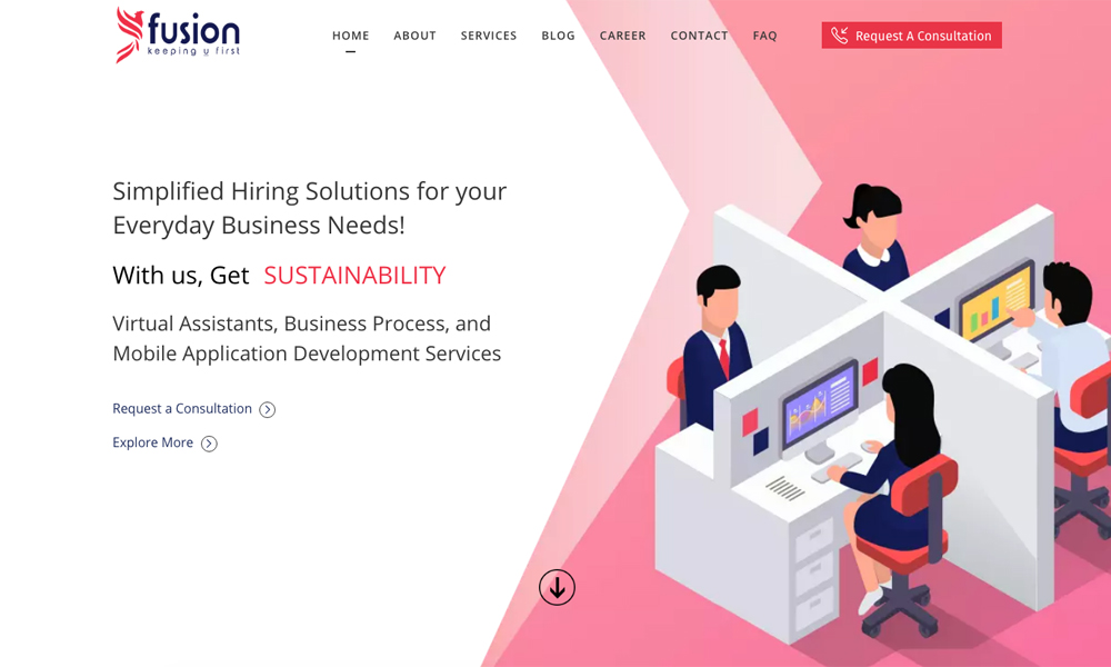 Fusion Business Solutions Pvt. Ltd.