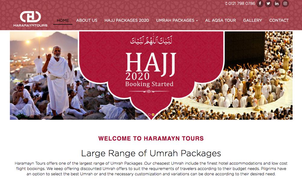 Haramayn Tours