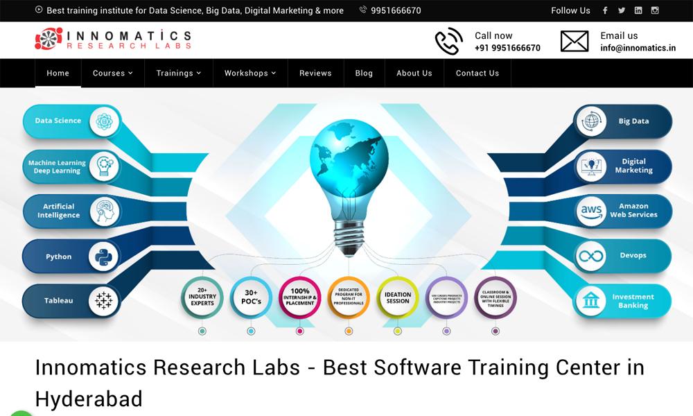 Innomatics Research Labs