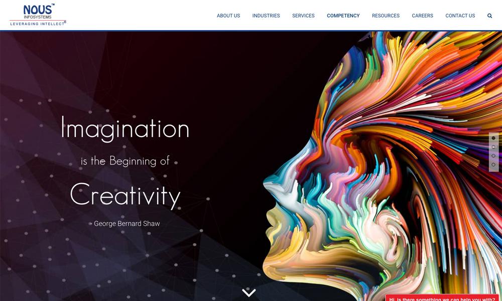 Nous' UI/UX Design